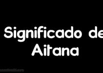 significado de aitana